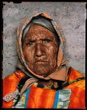 """An eighty-year-old basket weaver is featured in """"Mexico through the lens of National Geographic."""""""
