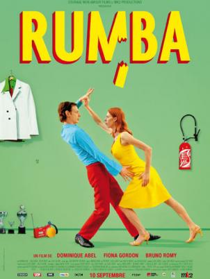 Rumba shows tonight only, highlighting a happy couple's common passion for Latin Dancing.