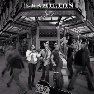 After seeing some 4th of July fireworks, you can head to The Hamilton for a concert featuring The 19th Street Band.