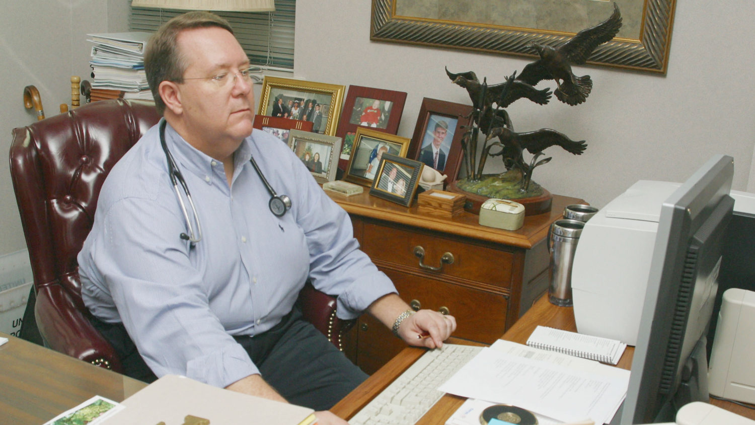Fat Doctors Make Fat Patients Feel Better And Worse Wamu