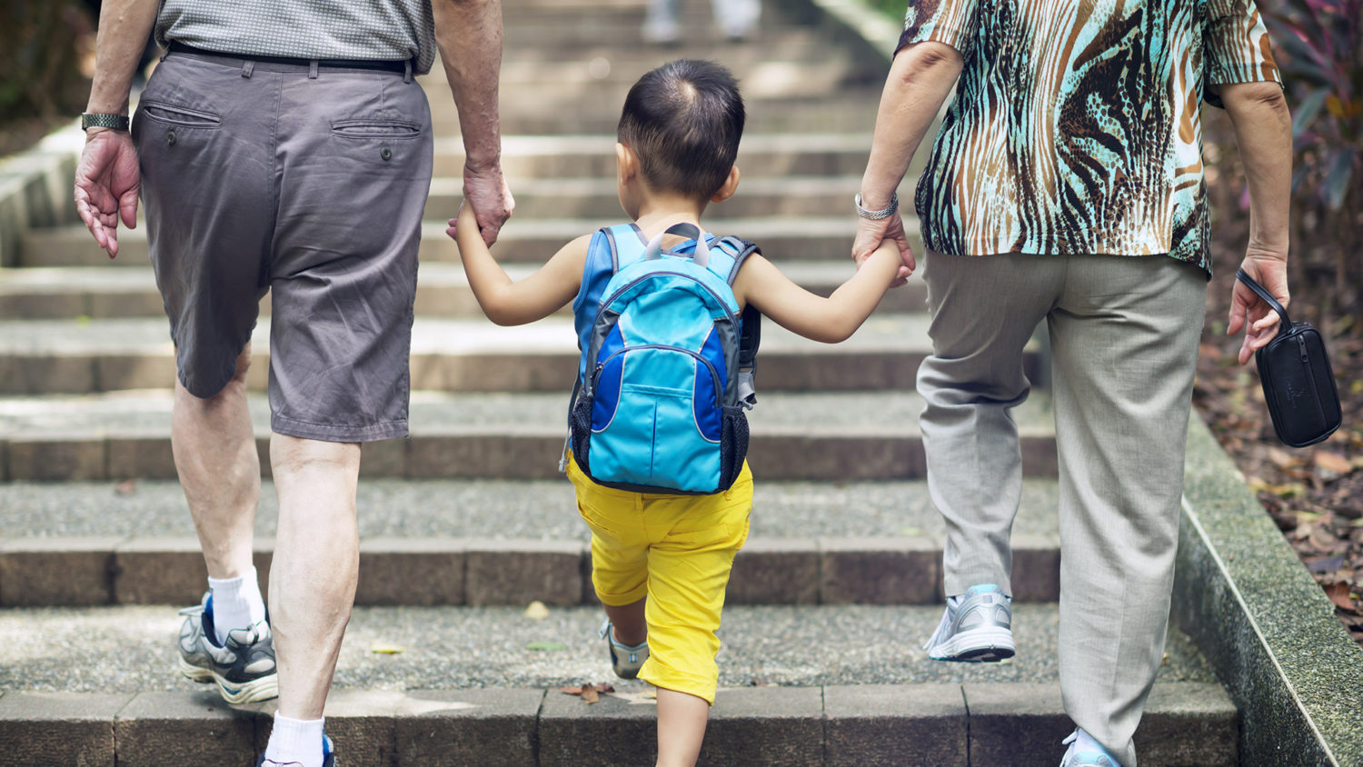 Multigenerational Households Have A Grand (Parent) Old Time
