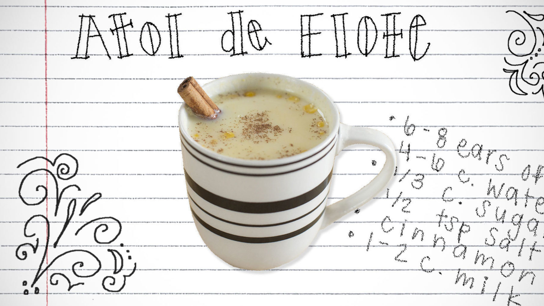 Essay On Health Student Jose Rivas Wrote An Essay About A Weekly Tradition Of Enjoying  Atole With His Late Father In El Salvador  College Essay Paper Format also Do My Hw Students Serve Up Stories Of Beloved Family Recipes In A Global  Buy Essay Papers Online