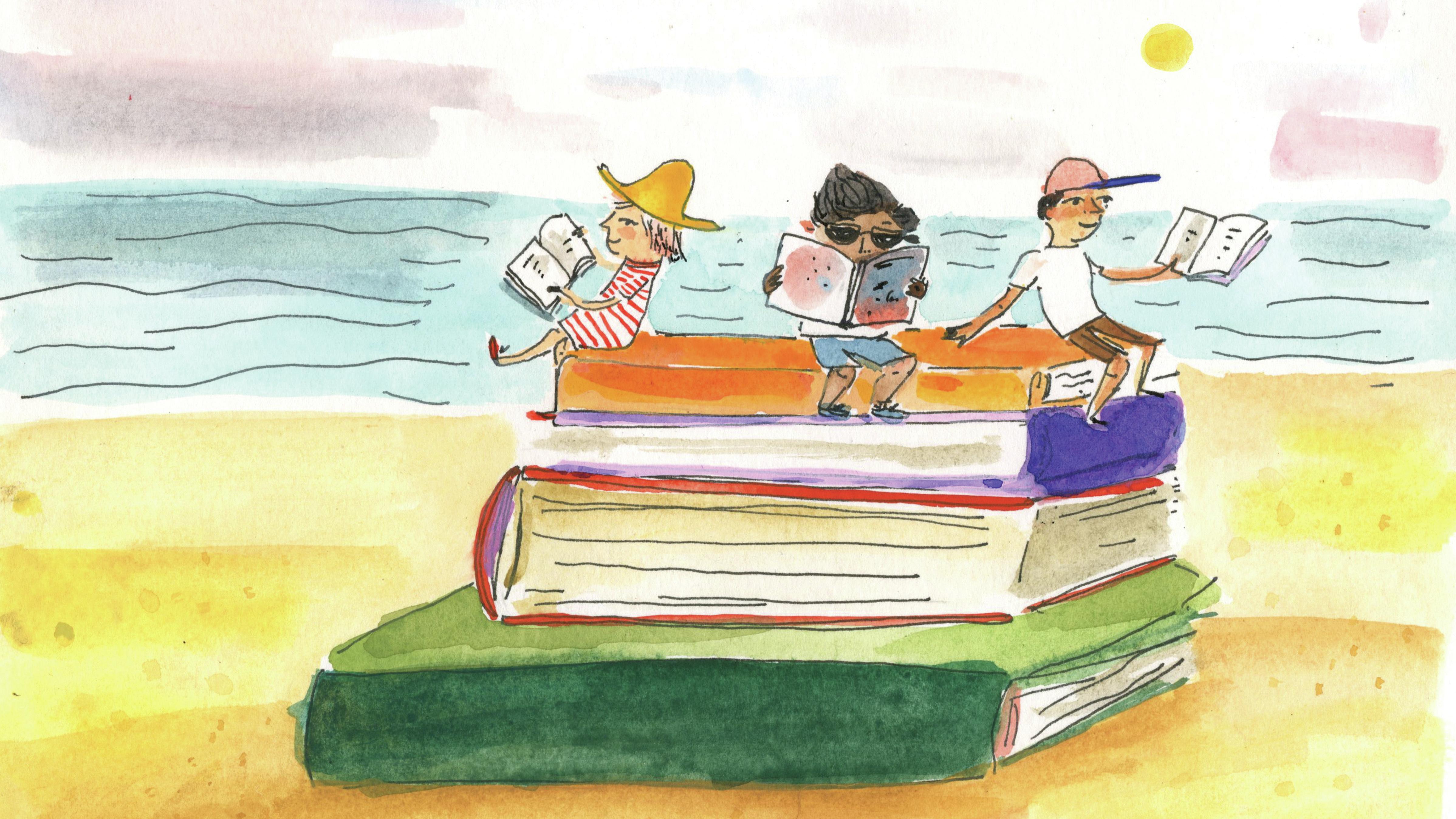 Summer Reading For Your Woke Kid   WAMU