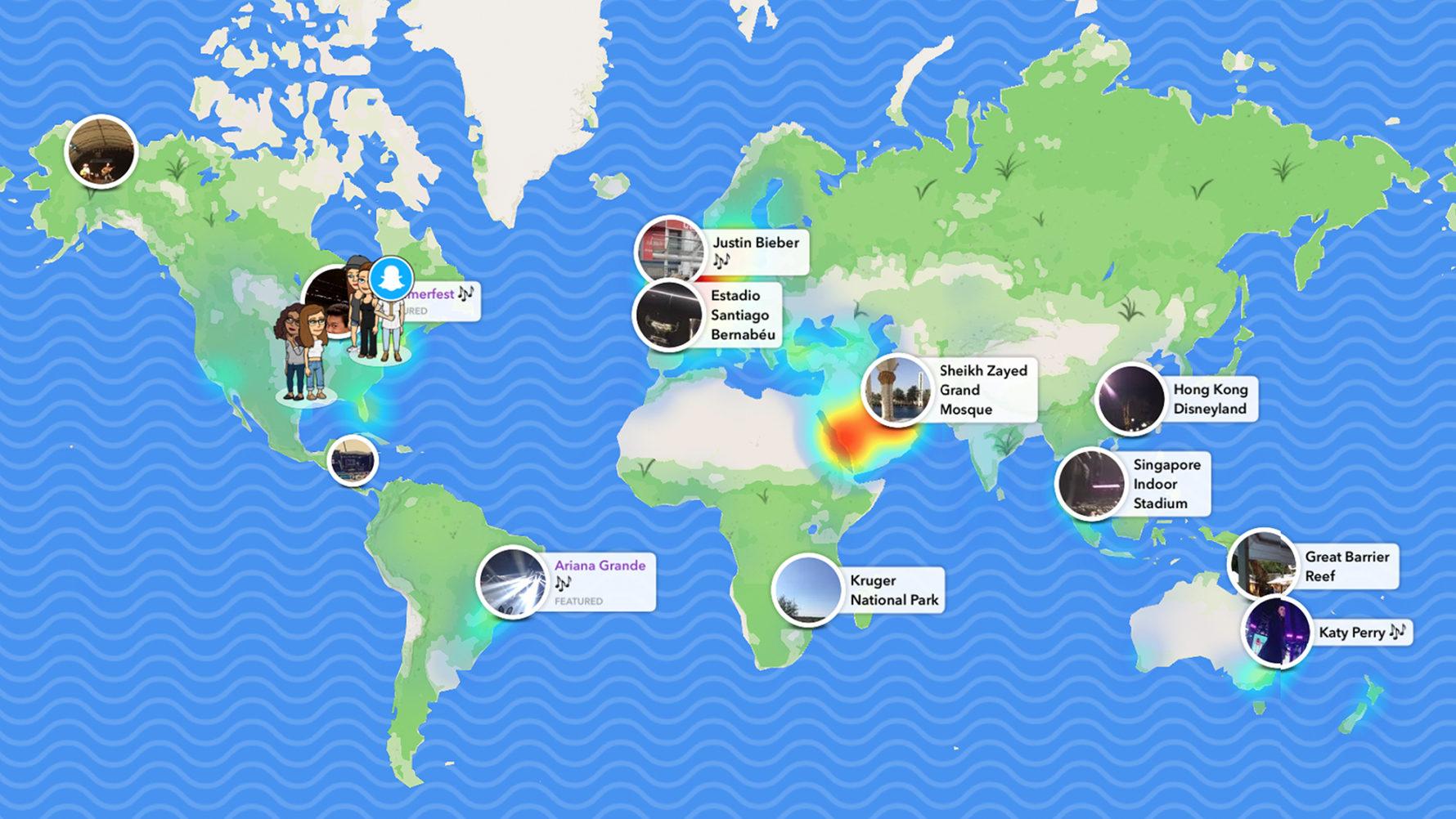 Google map hong kong maps denver wamu snapchat world wide e2106a27f3229ec316e0404b190c0b055cb1ff2e 1780x1002 can snapchats new snap map bring the world closer together google map hong kong gumiabroncs Gallery