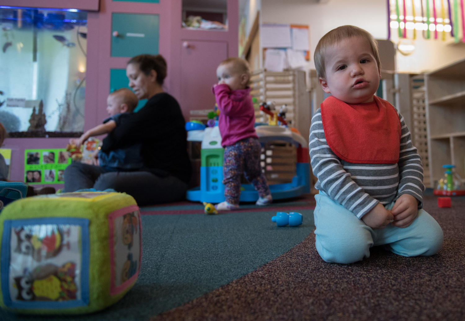 In Effort To Rein In Child Care Costs, D C  Set To Expand