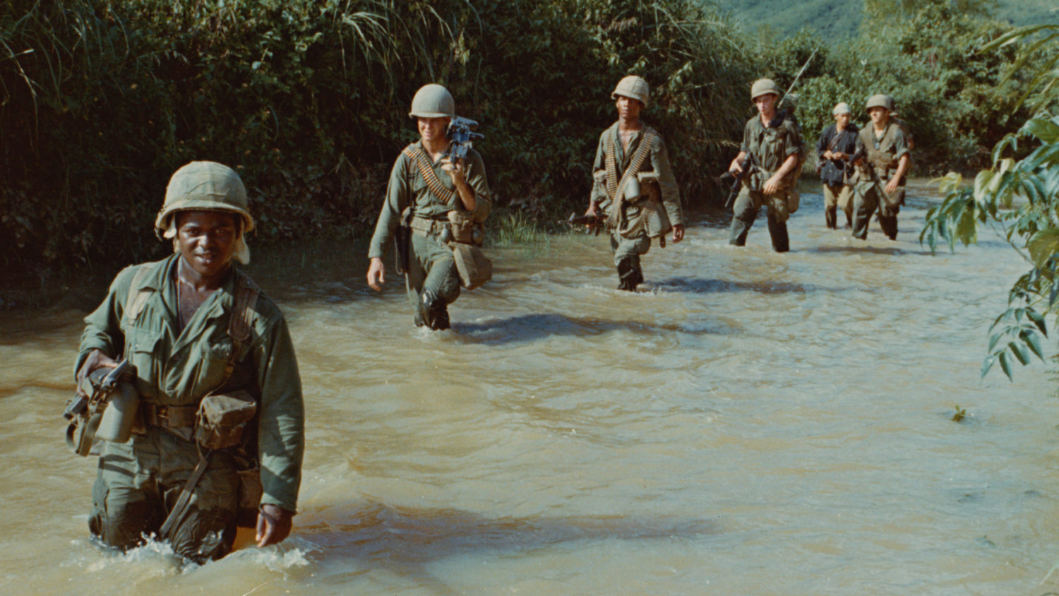 In 'Vietnam War,' Ken Burns Wrestles With The Conflict's