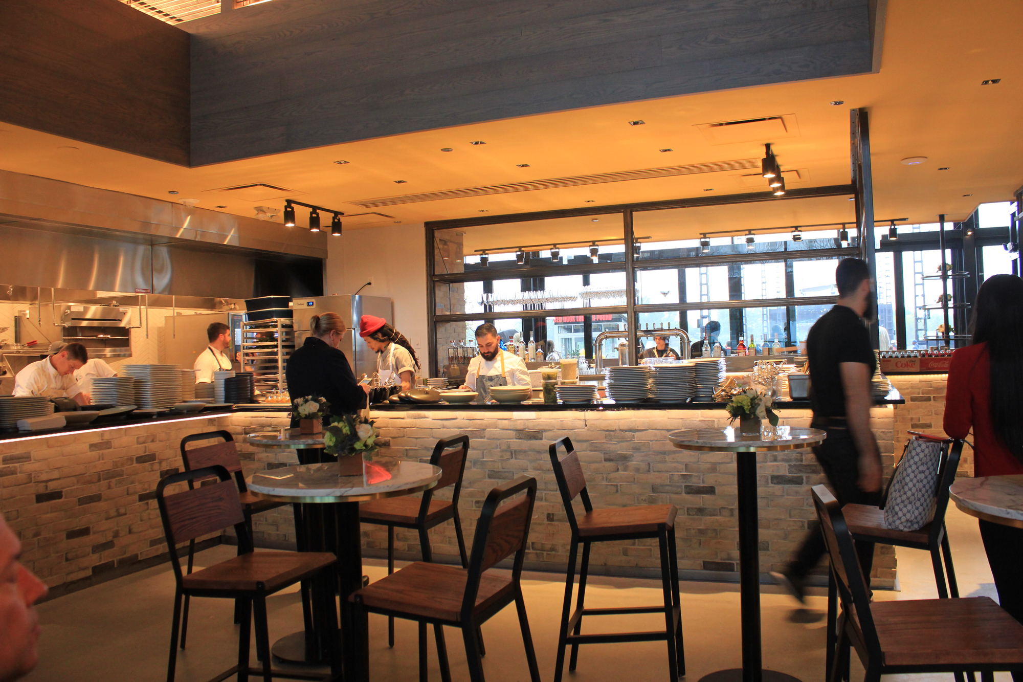 Are There Too Many Restaurants At The District Wharf Wamu
