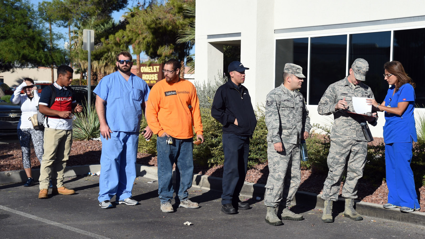 Las Vegas Hospitals Call For Backup To Handle Hundreds Of