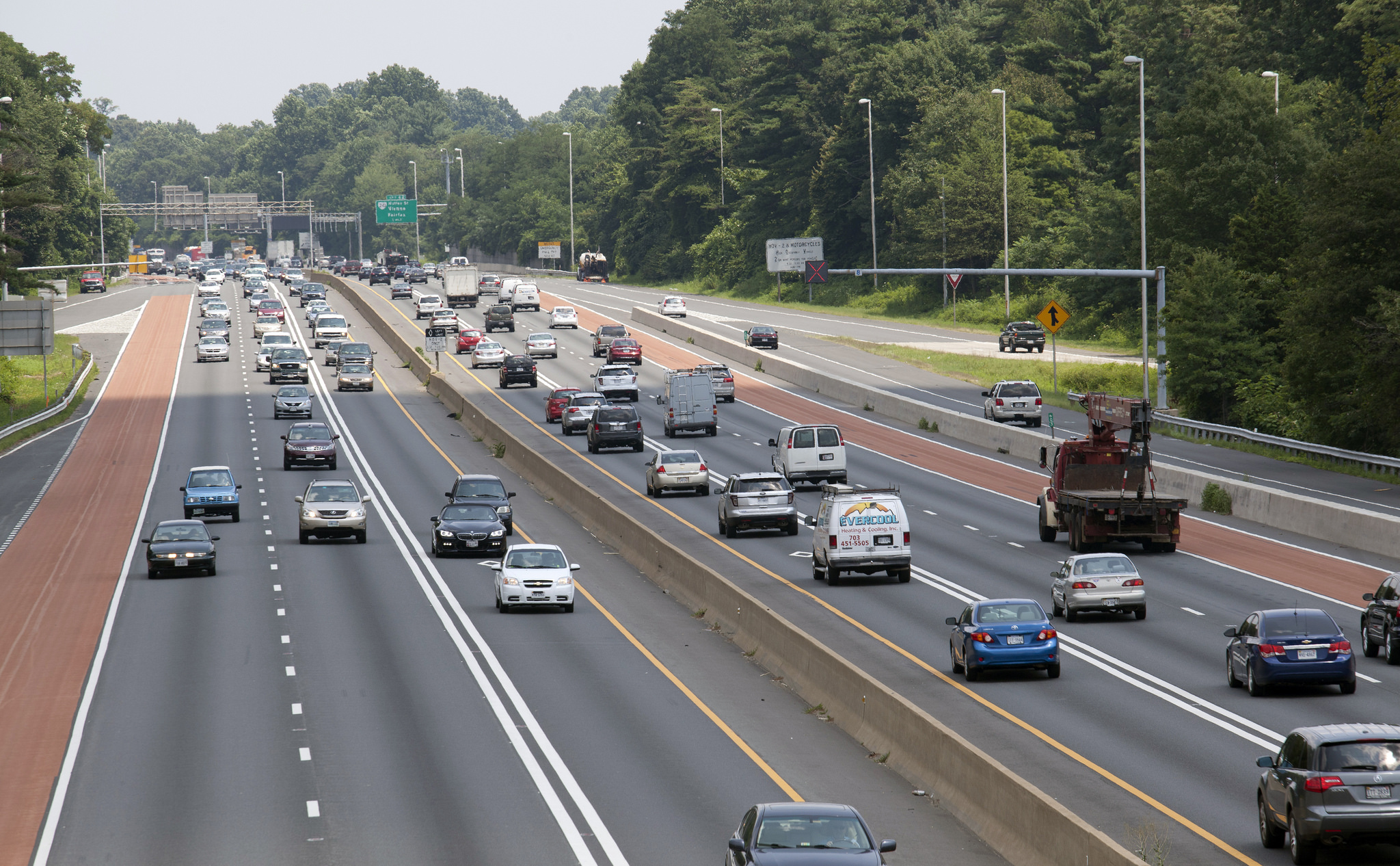 How The New I-66 HOT Lanes Will Change Your Commute | WAMU