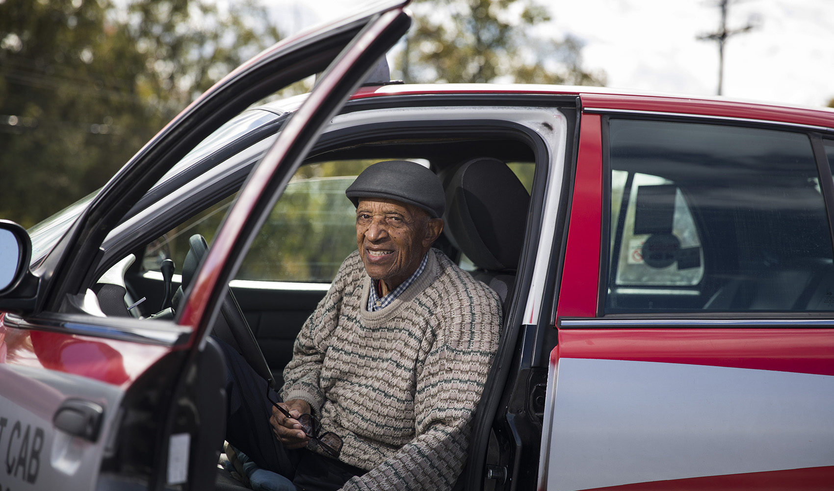In The Era Of Uber And Lyft, These Long-Time D.C. Cabbies Drive On ...