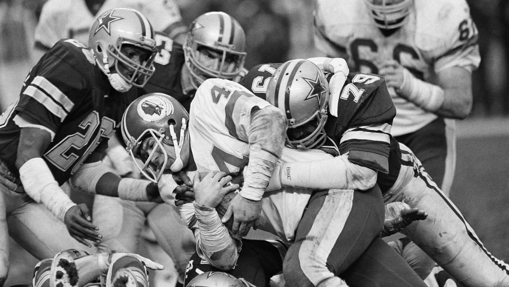 One of the bright points for the Washington Redskins  storied rivalry with  the Dallas Cowboys was a win in the 1983 NFC Championship game 91d0620c1
