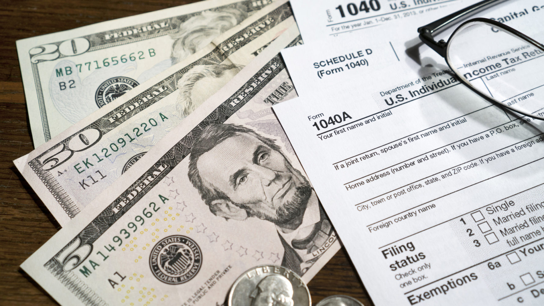 After A Scramble To Prepay Property Taxes, Some Local Governments ...