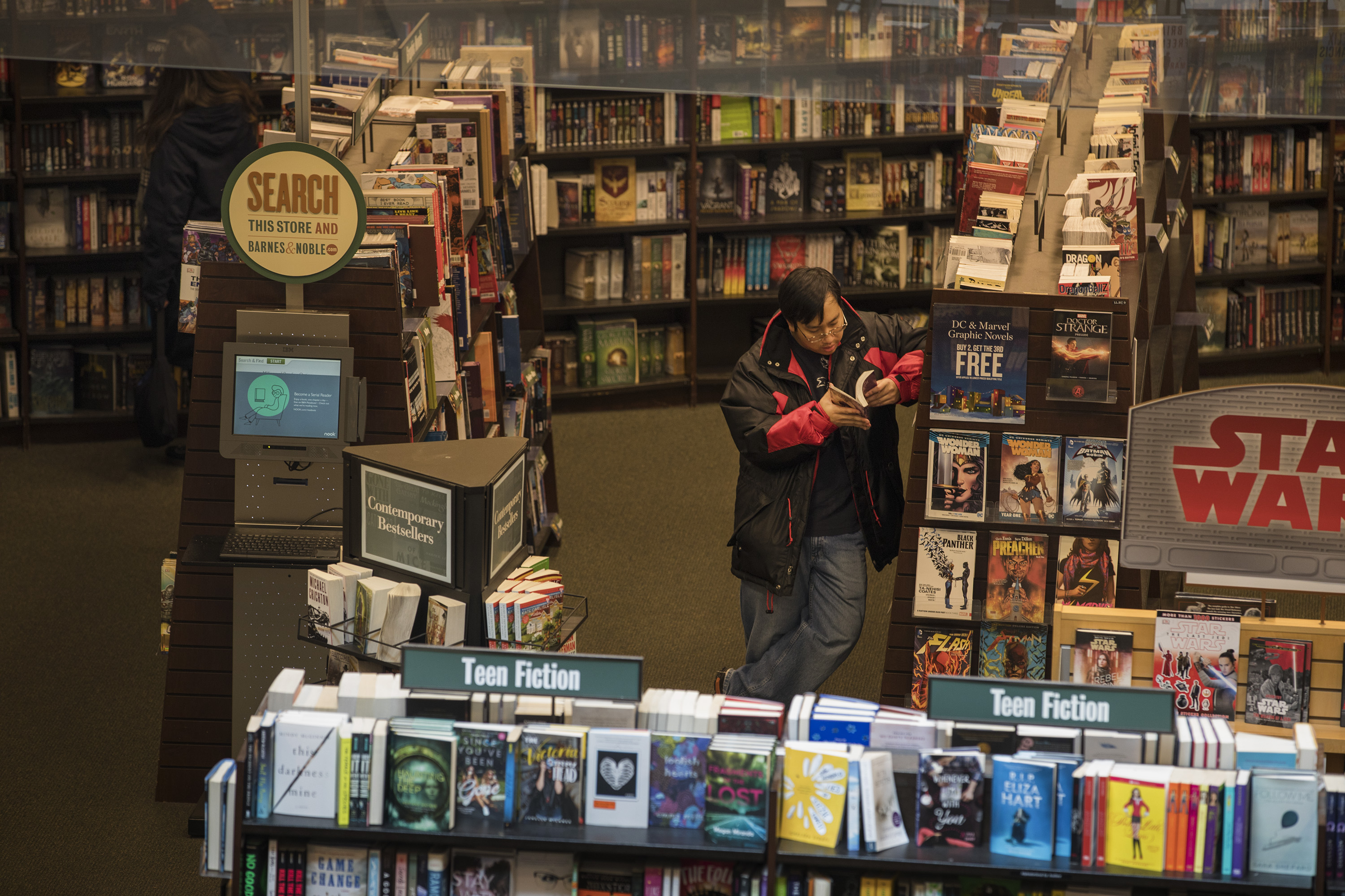 feldman release by baruch and book guide for barnes books the teen noble at teens barns grit dr
