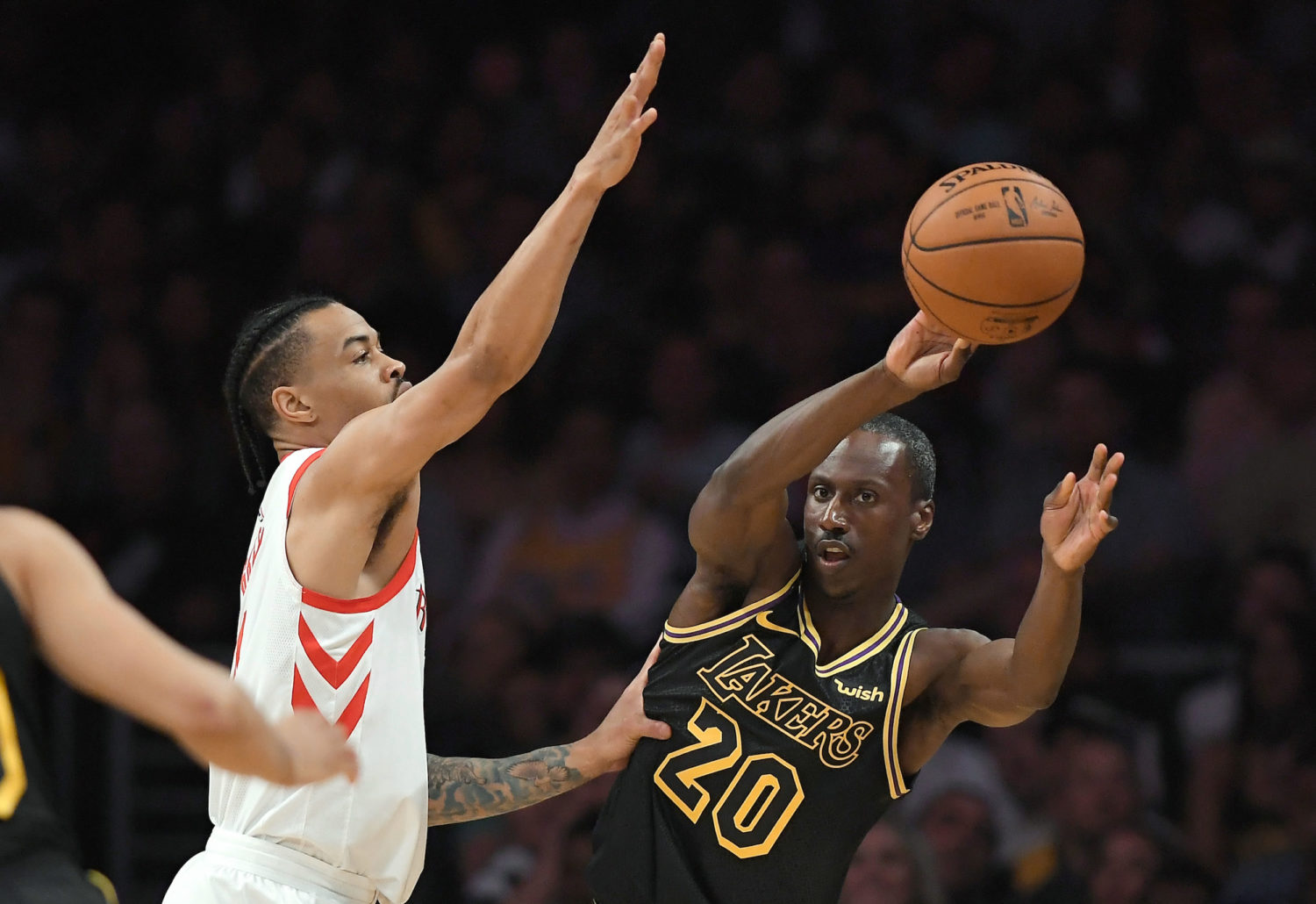 5f7a64472 AU Grad Andre Ingram Hopes For More Than Two Games In The NBA