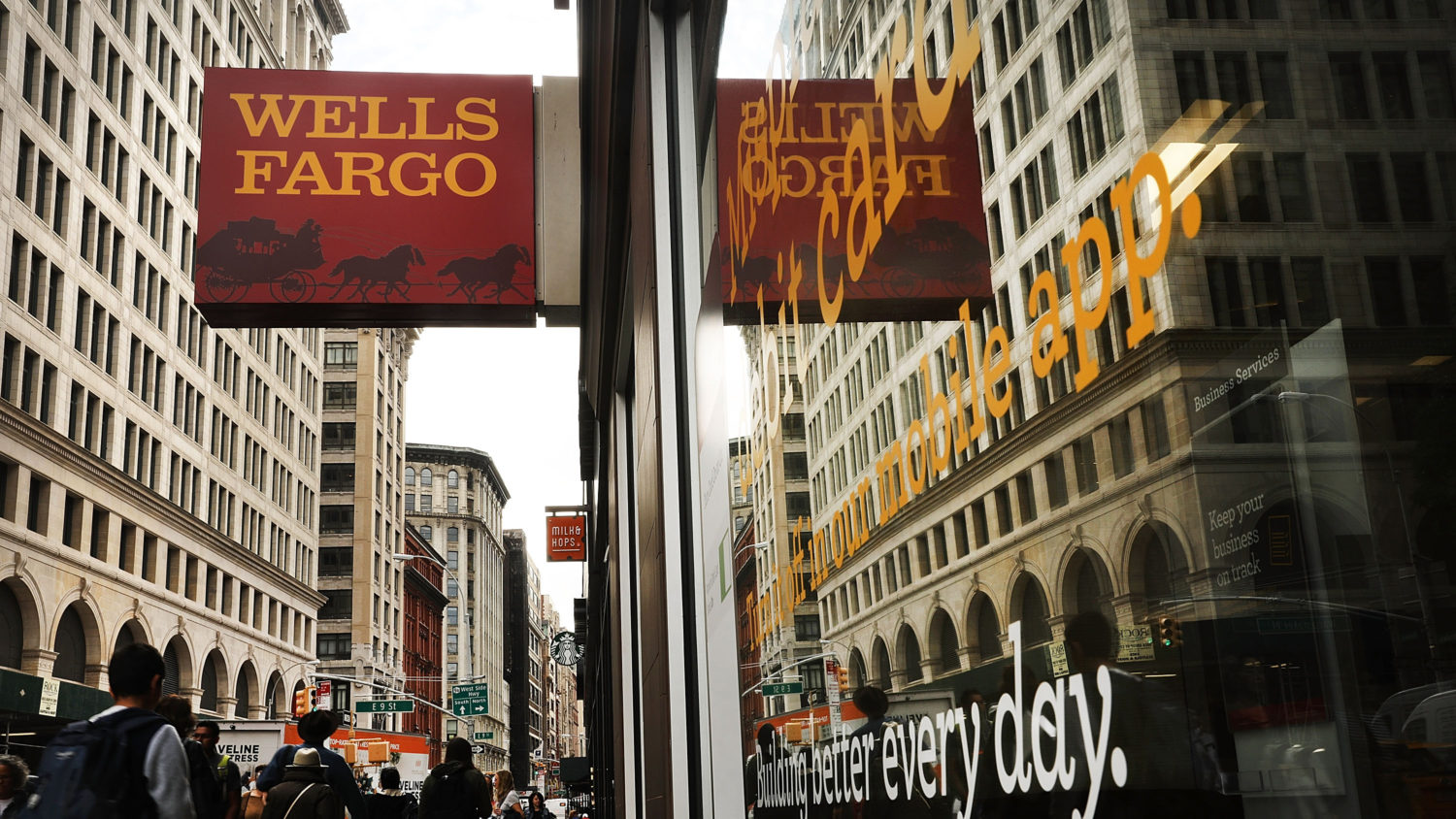 Wells Fargo Hit With $1 Billion In Fines Over Home And Auto