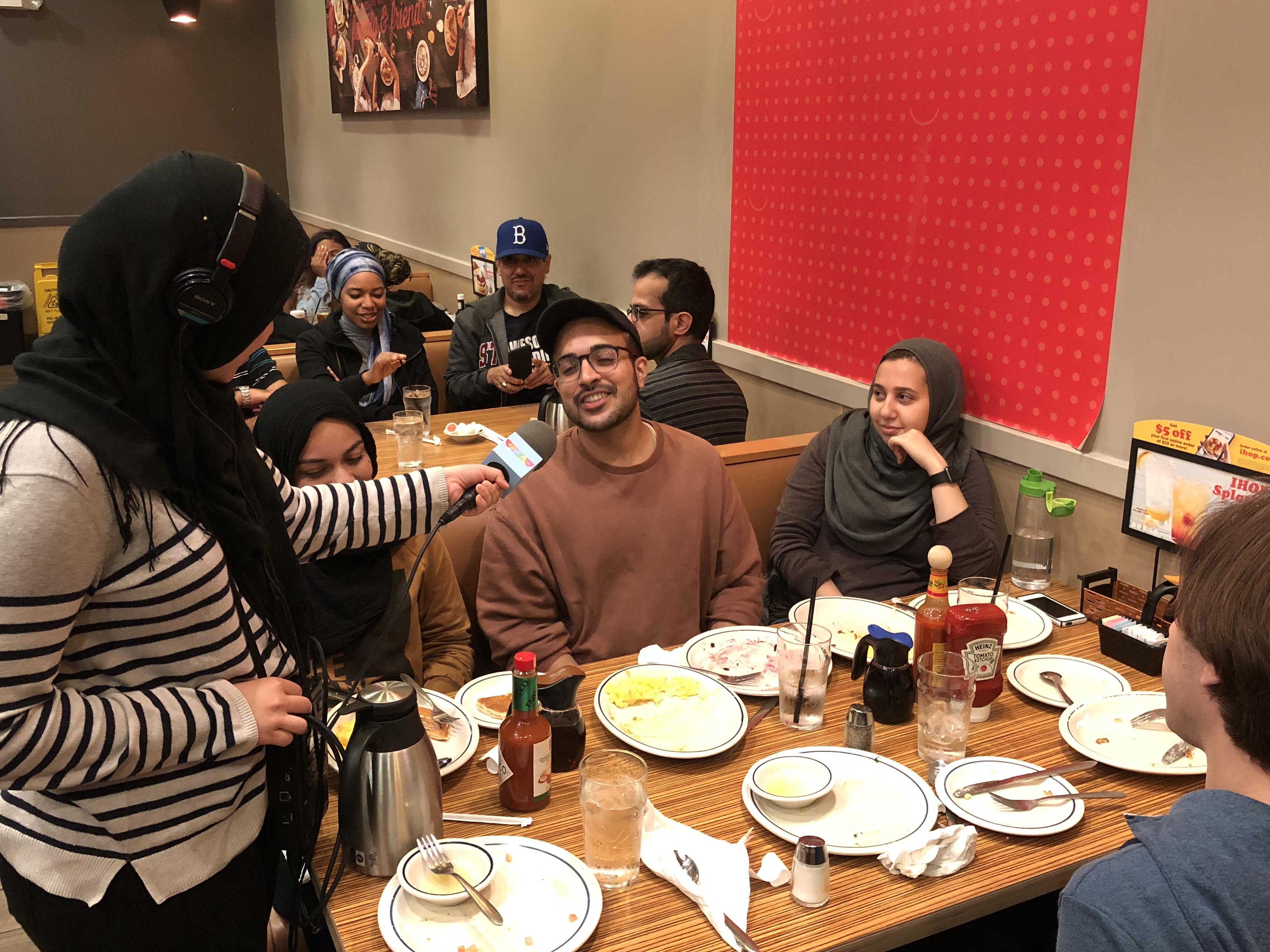 IHOP And Ramadan: A Uniquely American-Muslim Tradition | WAMU