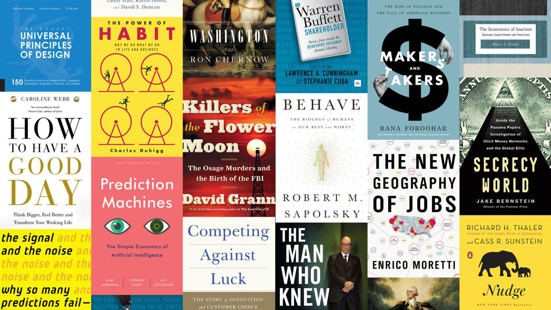 Your Business School Summer Reading List | WAMU