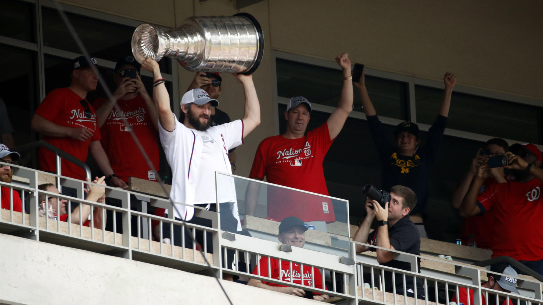 fe899115fcc 11 Crazy Things Alex Ovechkin Has Done Since Winning The Stanley Cup ...