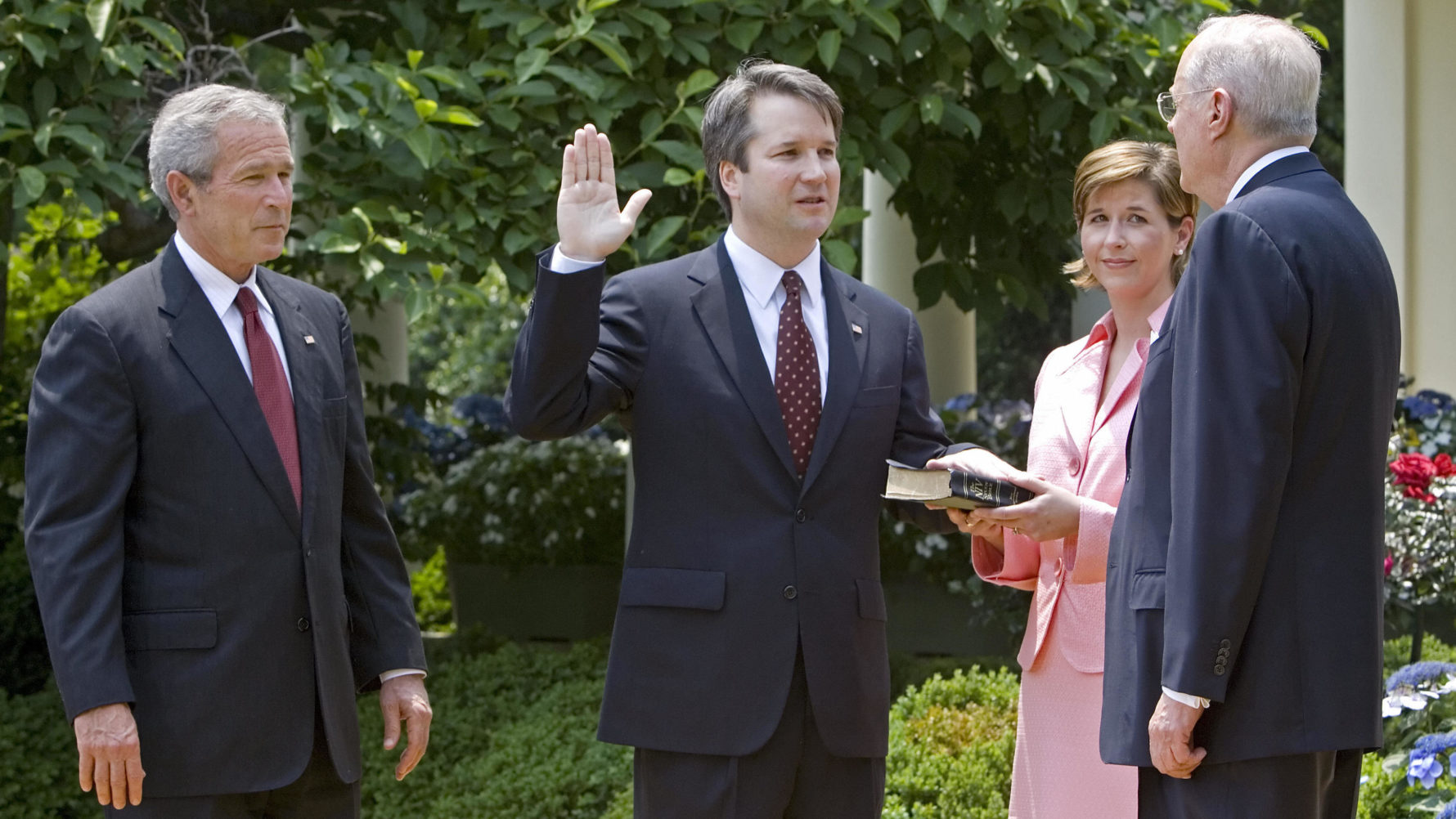 Image result for photos of president kavanaugh