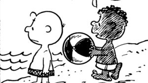 Understood the peanuts comic strips fist appearance