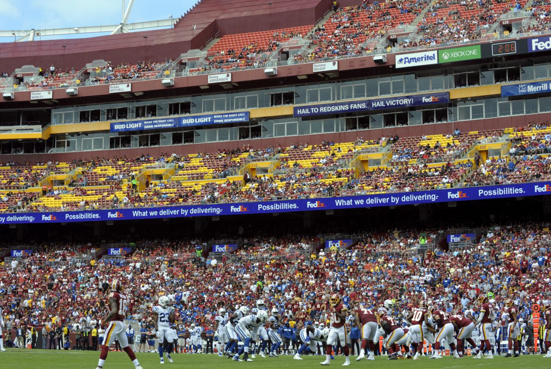 Washington's Football Team Can't Fill Its Stadium  Is The