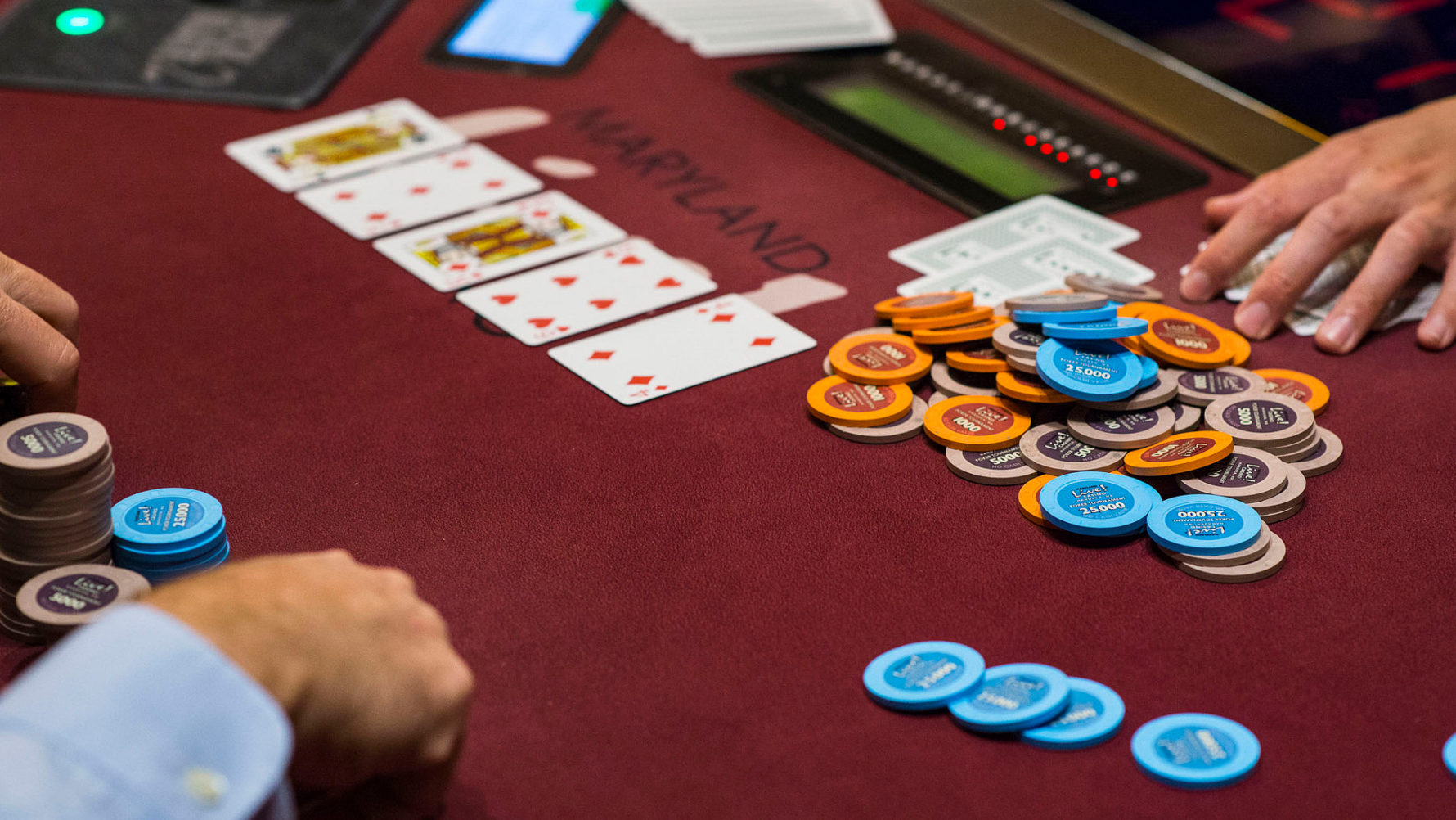 Maryland voters legalized slots in 2008 and table games in 2012, under the  expectation that casino revenues would flow to the state's schools.