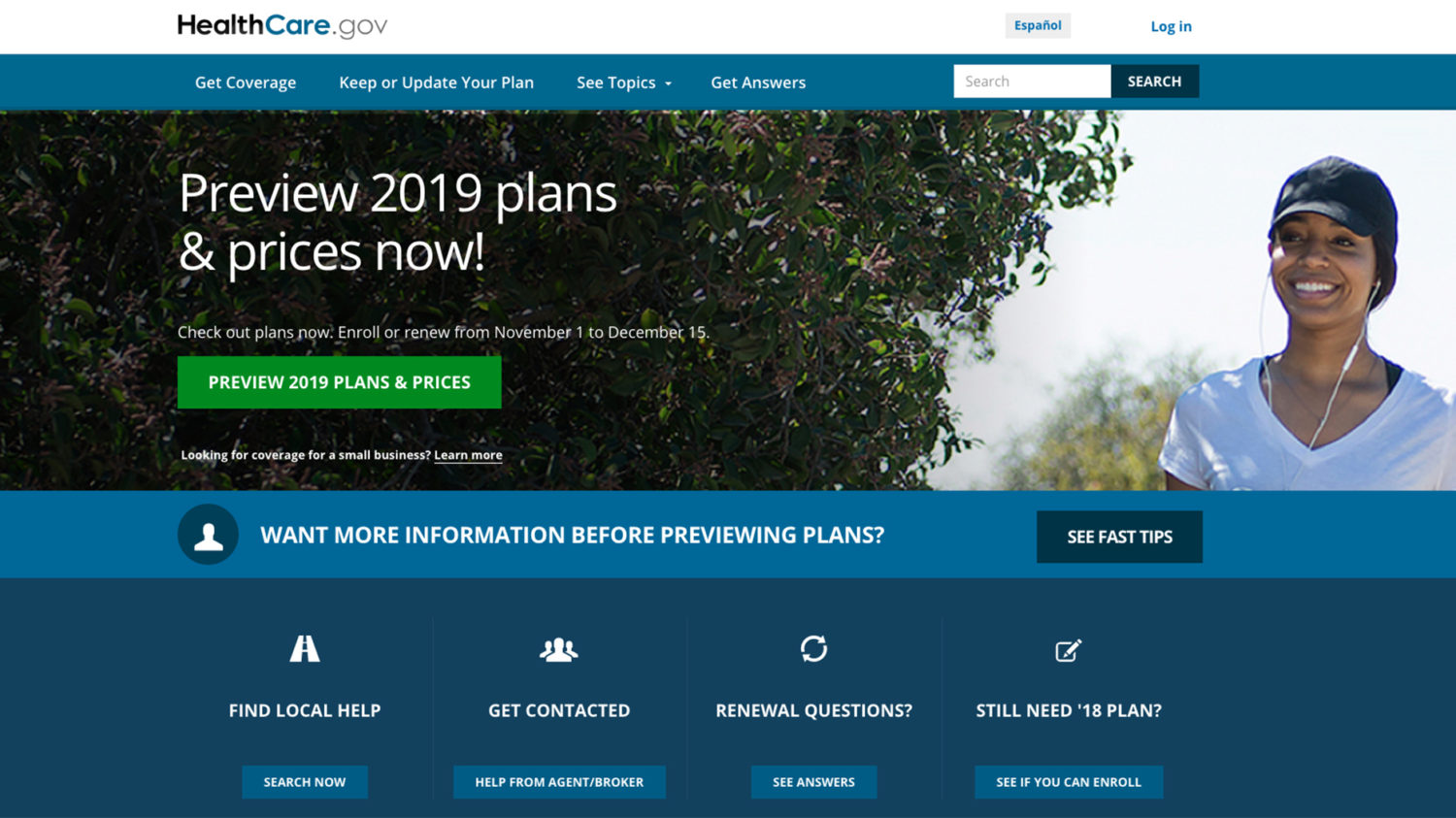 Best Federal Health Insurance Plan 2019 Looking For ACA Health Insurance For 2019? Here's What To Expect