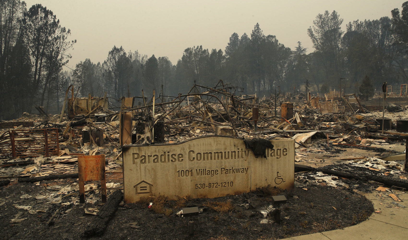 paradise calif pastor recounts wildfire evacuation and losing his