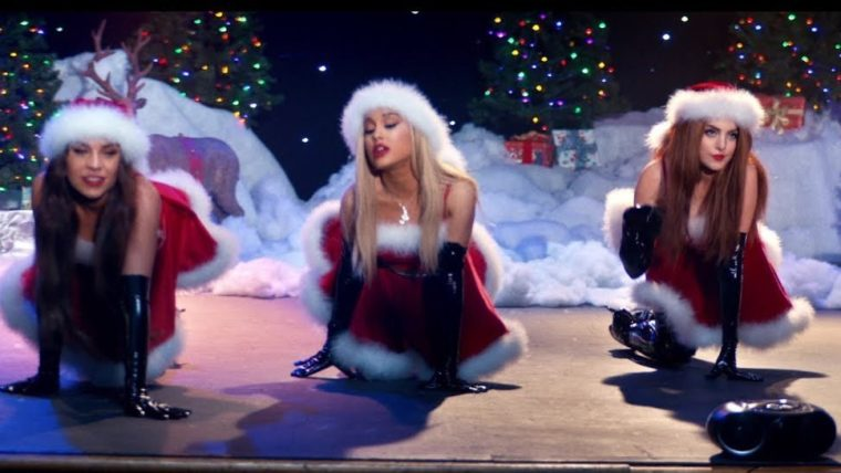 Who Is Ariana Grande Thank U Next Video Nods To Mean Girls And