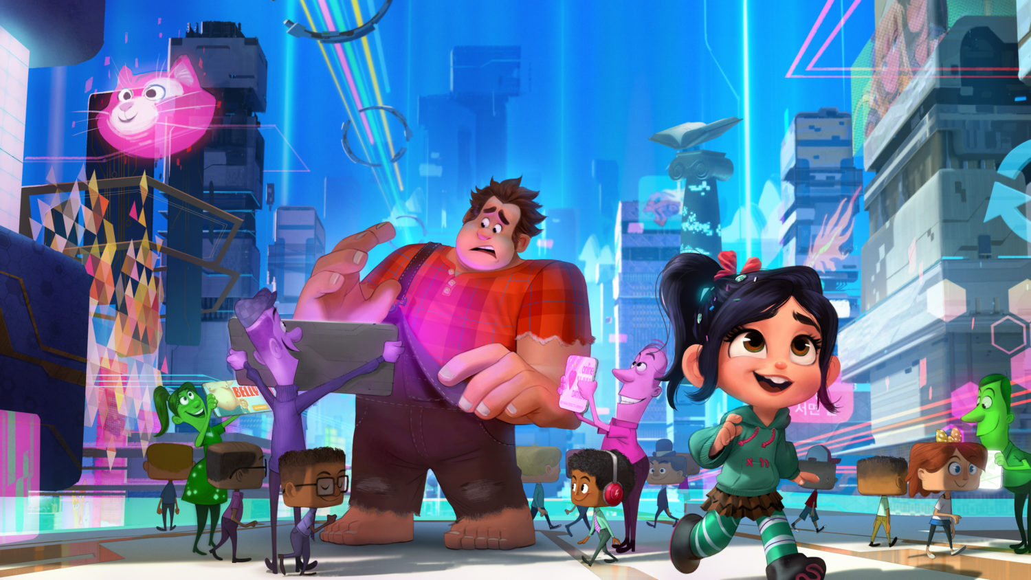 Toxic Masculinity Is The Bad Guy In Ralph Breaks The Internet Wamu