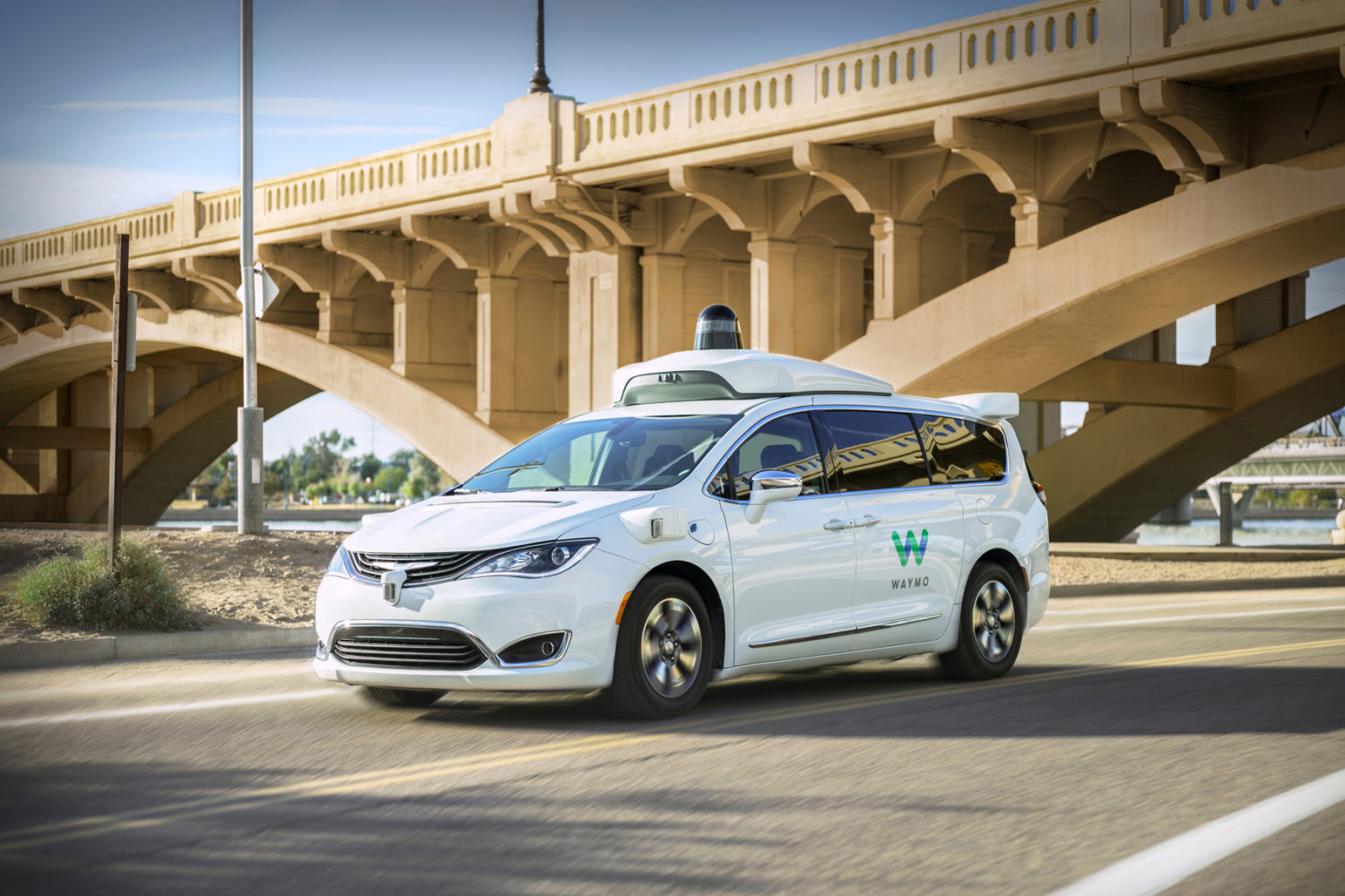 Uber, Lyft     And Now Waymo: The Self-Driving Car Service