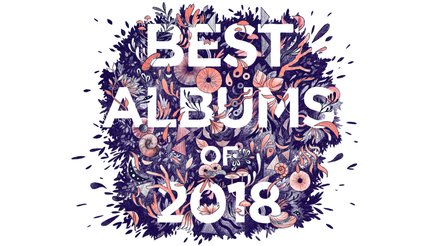 The 50 Best Albums Of 2018 | WAMU