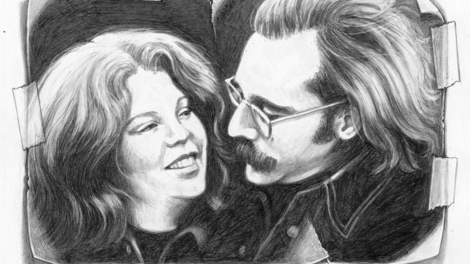 Drawing has made it possible for me to stay close to joy when she is no longer here jonathan santlofer writes in his memoir the widowers notebook