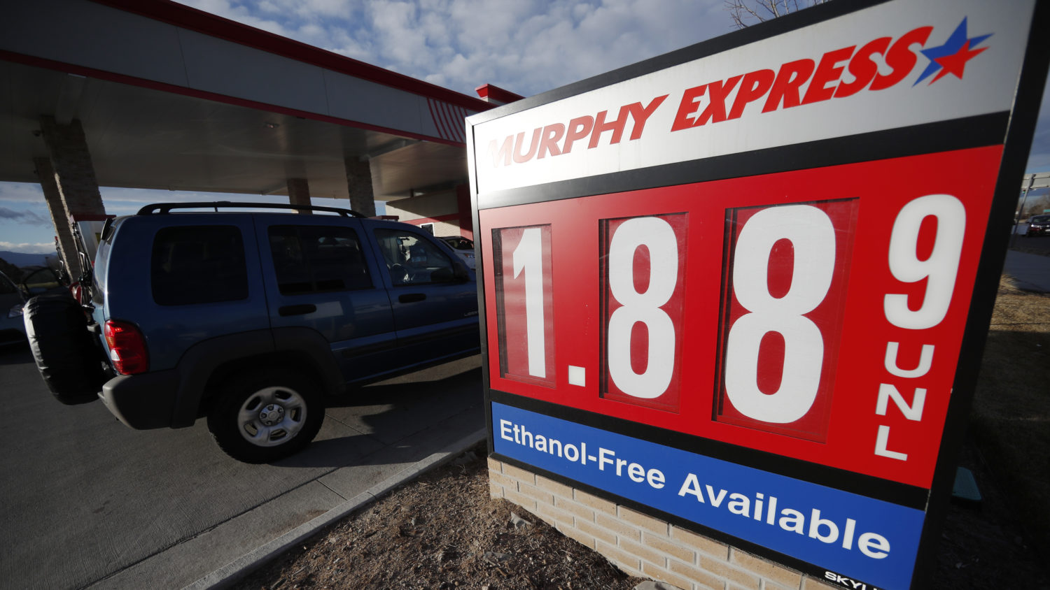 Best Gas Prices >> What S Driving Low Gas Prices A Global Oil Glut Wamu