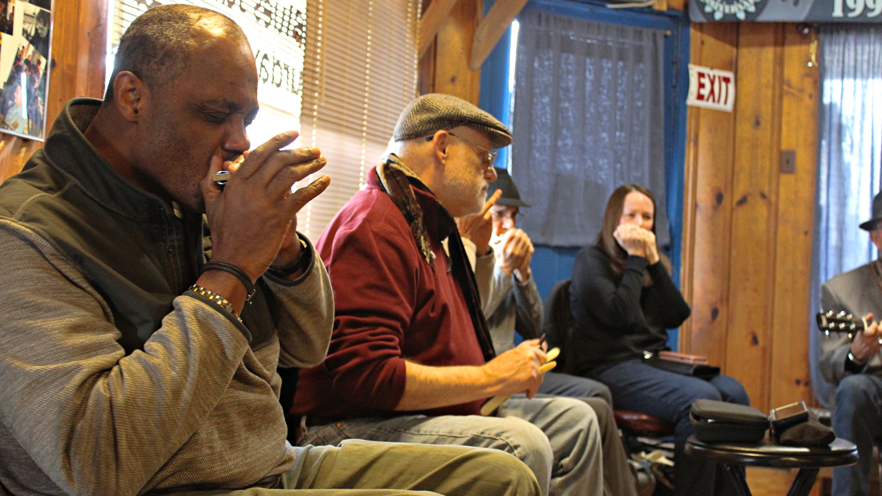 This Is Not Our Last Jam': Blues Musicians Search For New