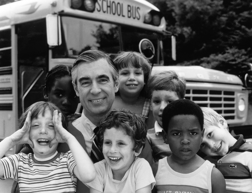 The Life And Work Of Fred Rogers Wamu