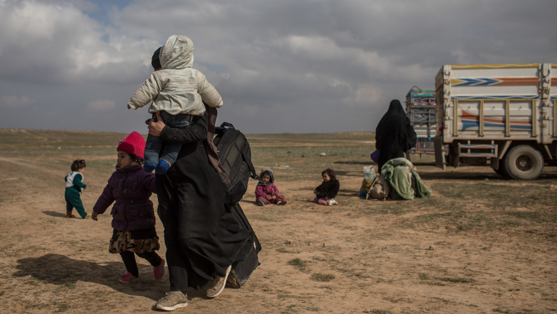 U S Backed Kurdish Forces Launch Final Push Against Isis In Syria