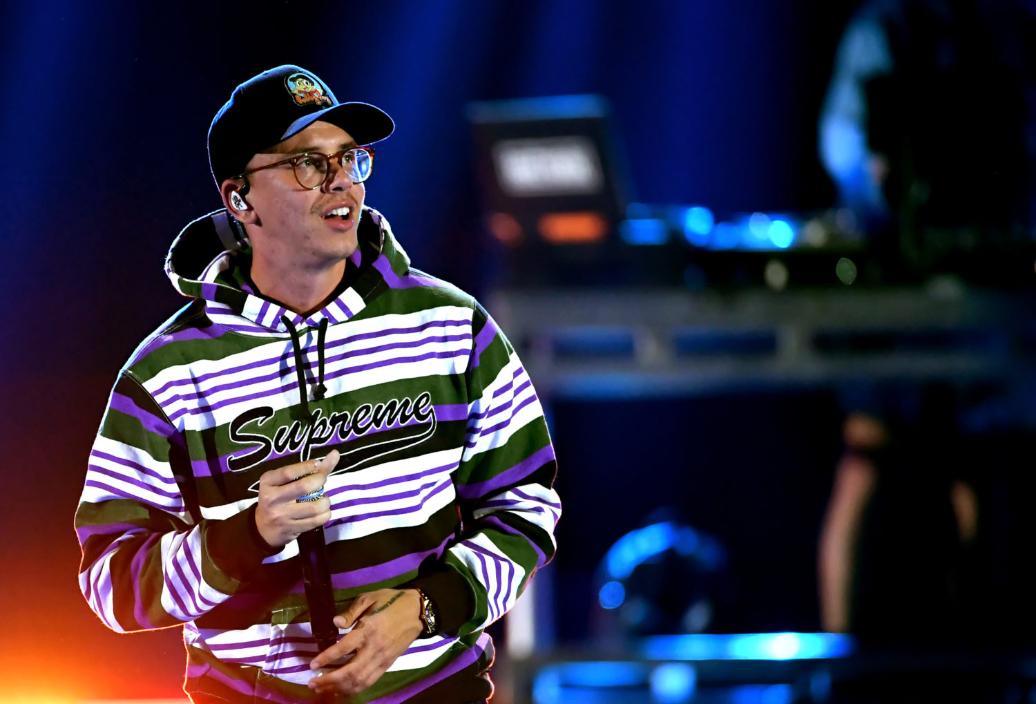 Going To The 'Supermarket' With Rapper Logic | WAMU