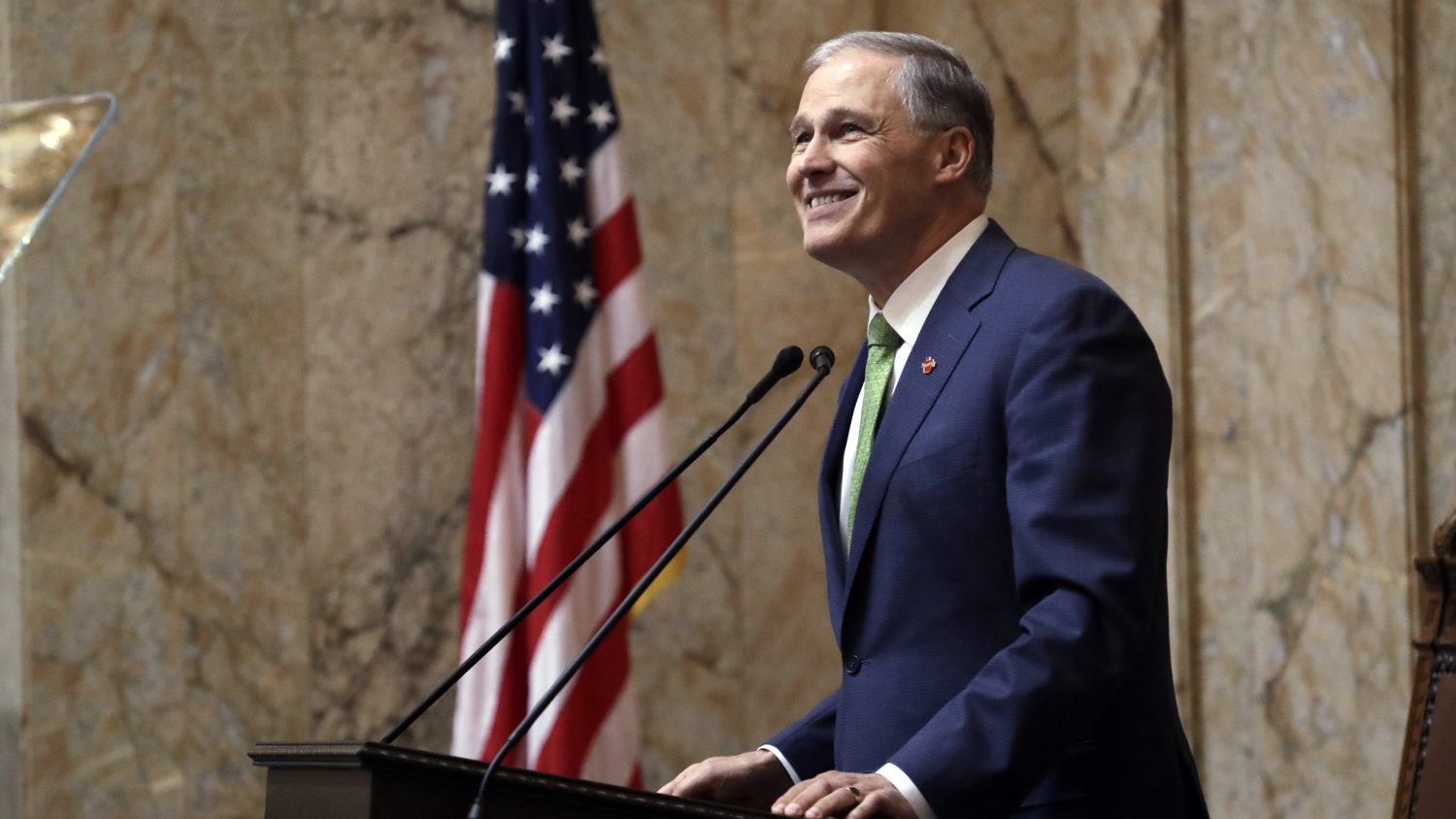Best States For Jobs In 2020 Promising To Tackle Climate Change, Washington Gov. Jay Inslee