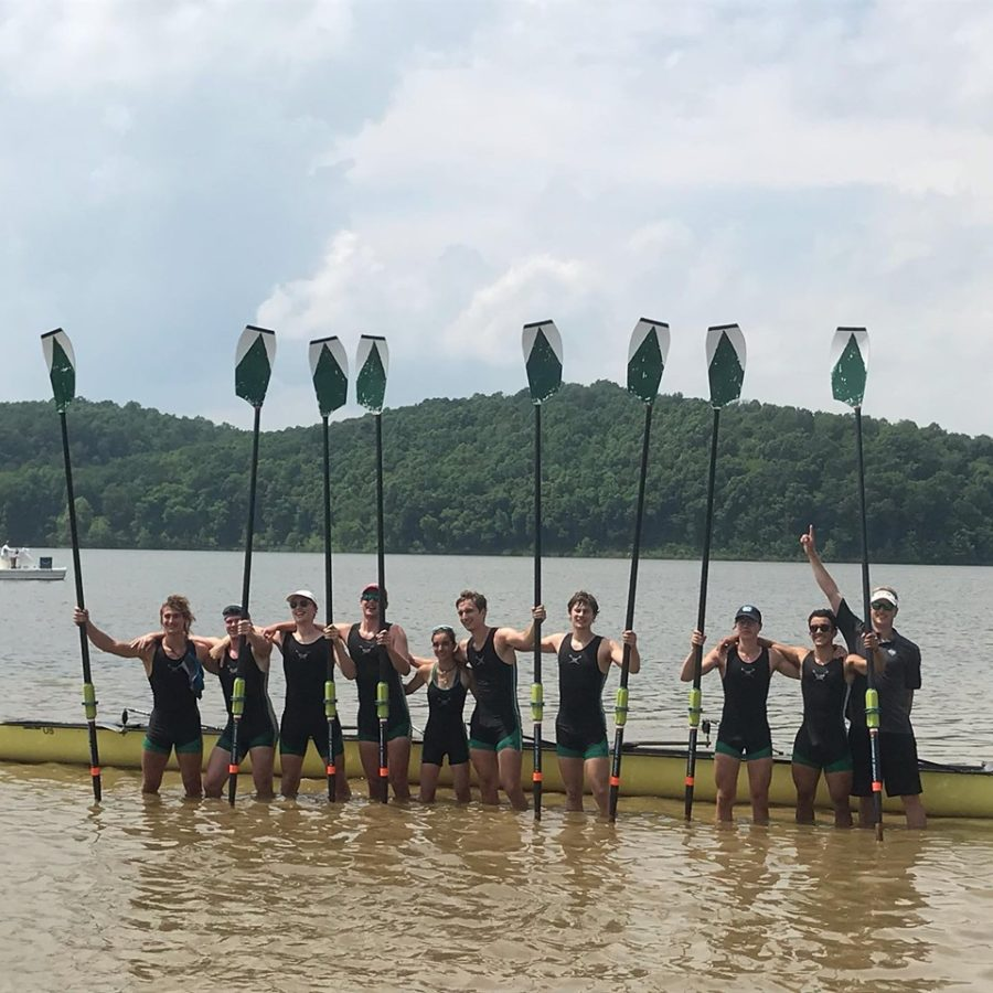 In Sync: Local Teams Show Up Big For National High School Crew