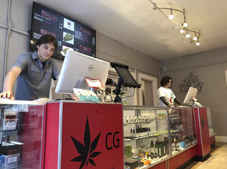Mayor Bowser Proposes Plan To Open Marijuana Dispensaries In D.C. – WAMU