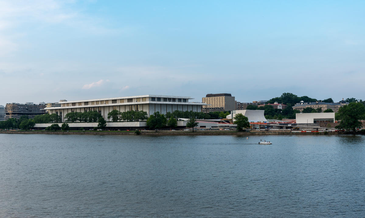 Kennedy Center's New Expansion To Open With Massive Free
