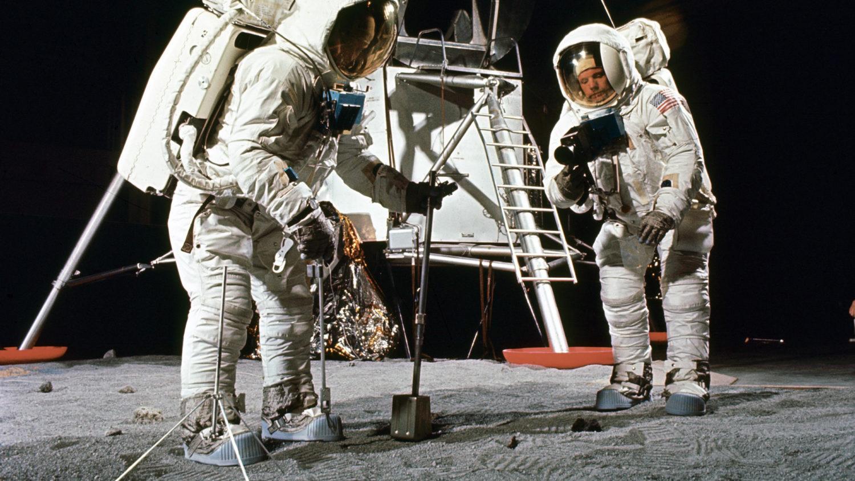 Seeing Apollo Through The Eyes Of Astronauts   WAMU