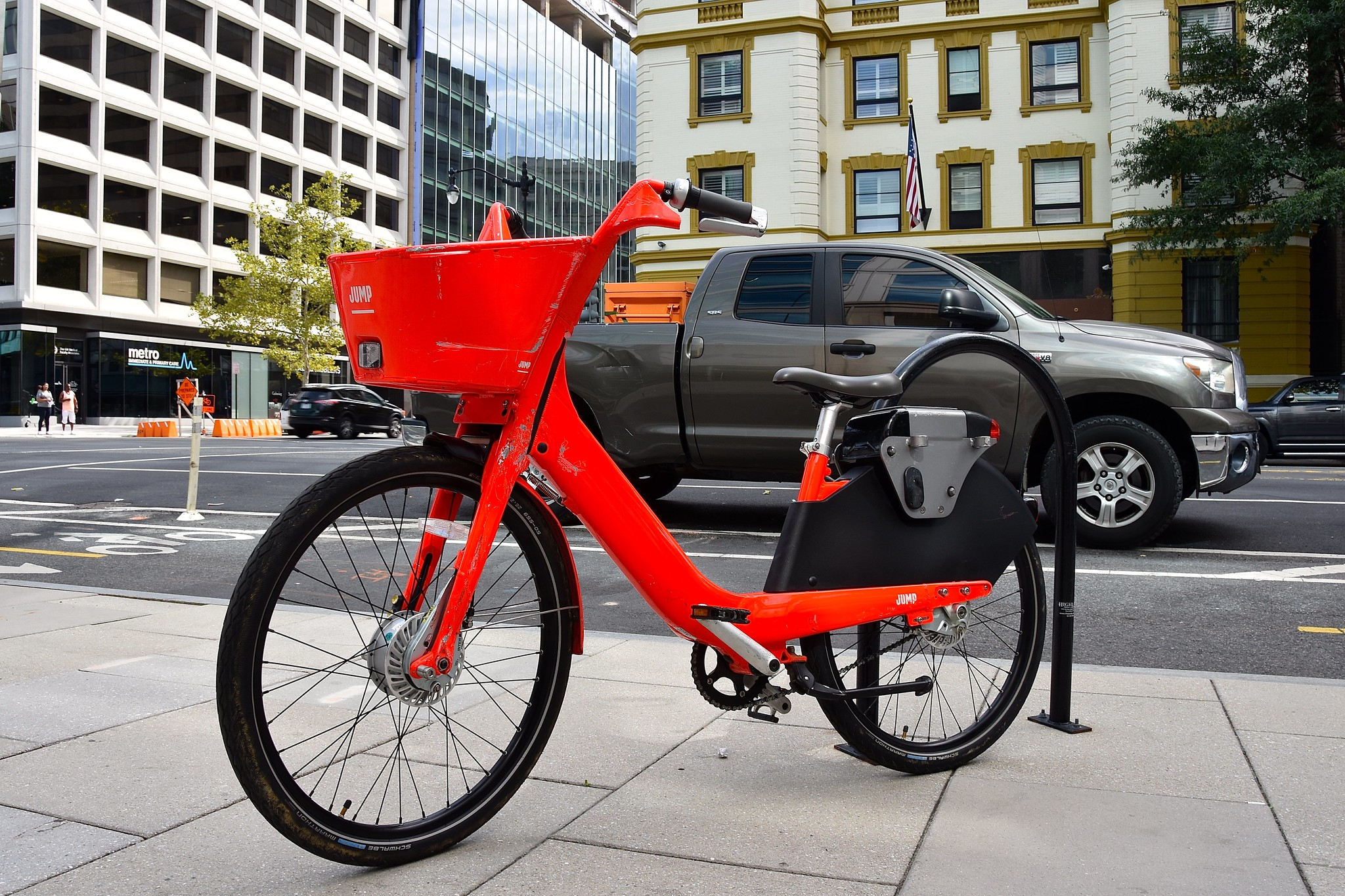 Here's Everything On Wheels You Can Rent In D C  | DCist