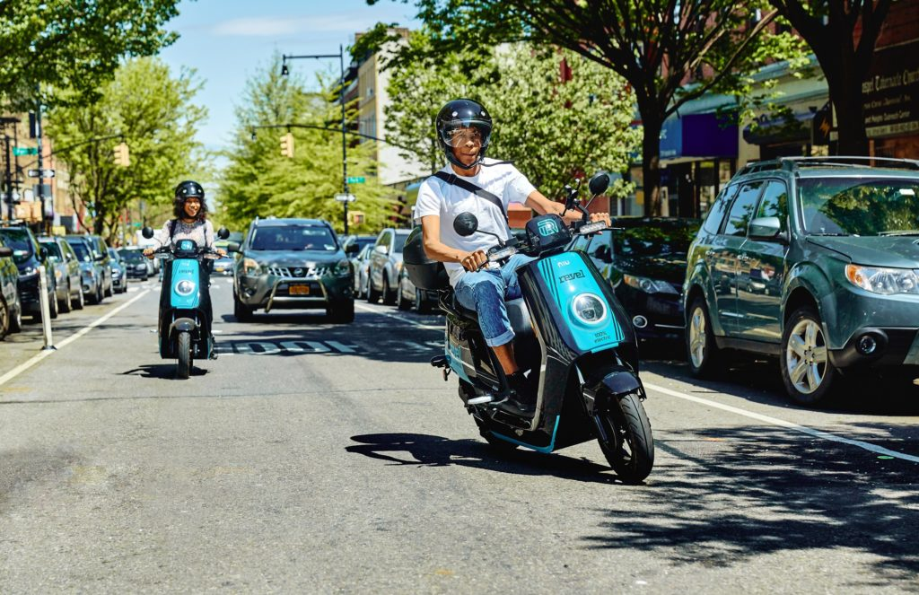 Marcar Cartas credenciales navegación  Starting This Weekend, You Can Rent A Moped In D.C. | WAMU