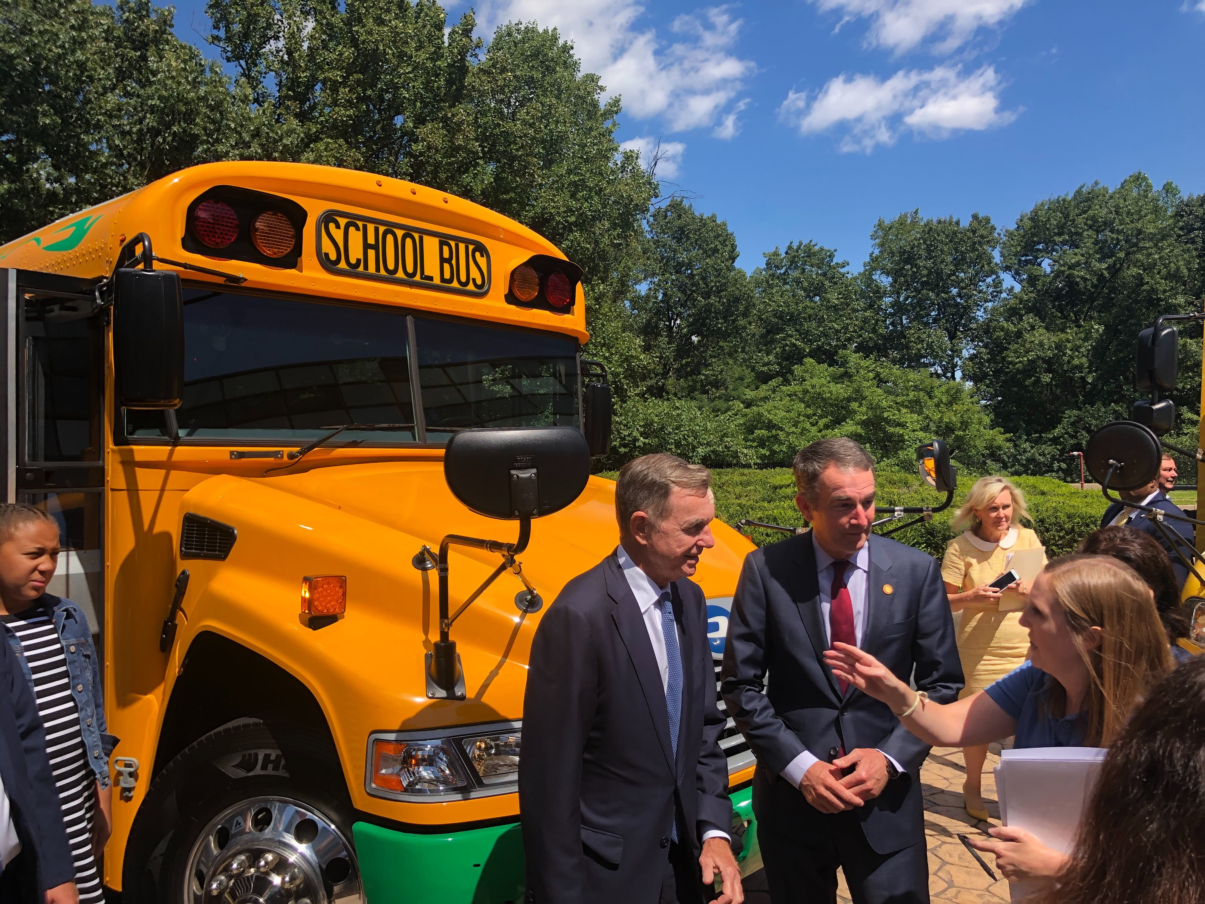 Dominion Energy Will Buy Virginia Electric School Buses