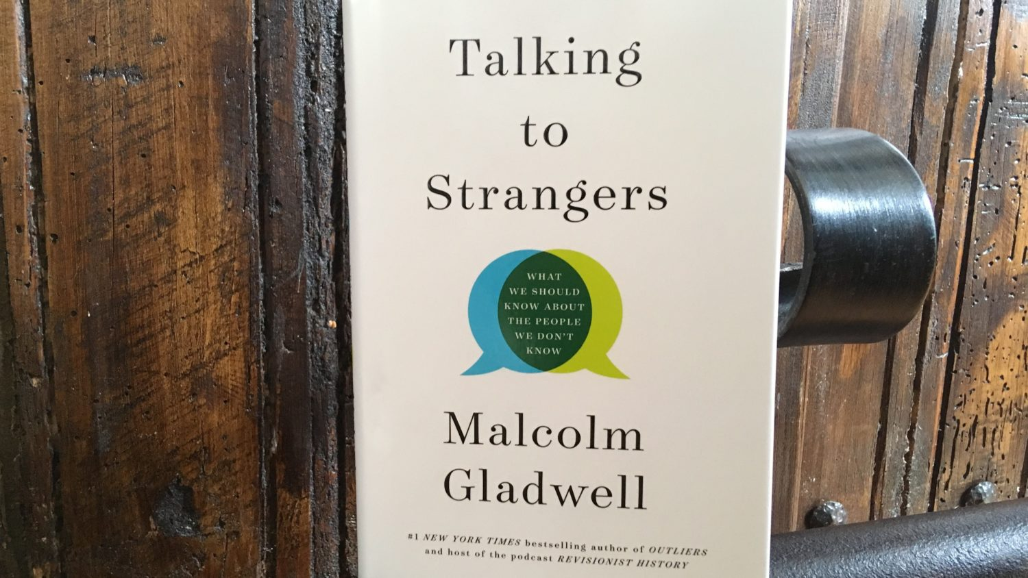 talking with strangers