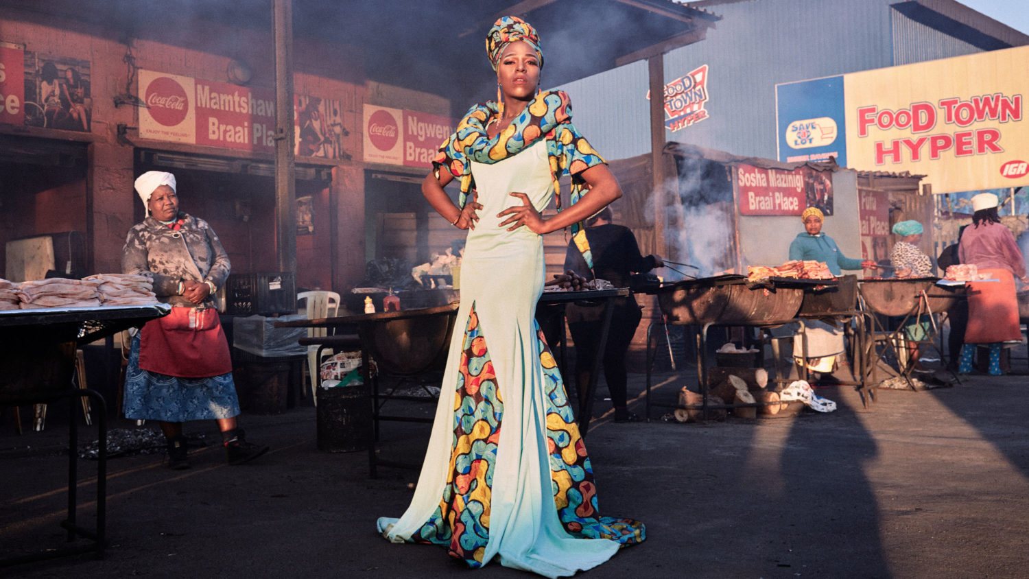 Photos Drag Queens In South Africa Embrace Queerness And Tradition Wamu
