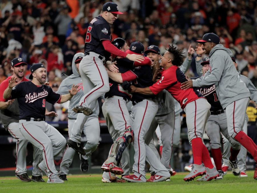 The Nationals Are World Series Champions Now, But Who Will Stay For Next  Season? | WAMU