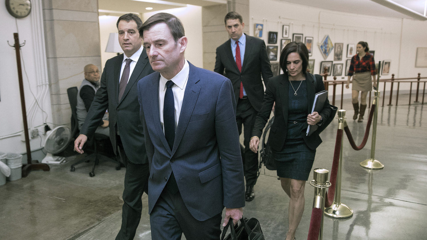 READ: Testimony Of Top State Department Official David Hale | WAMU